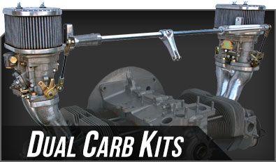 Dual Carb Kits